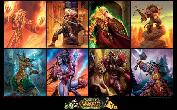 Плакат World of Warcraft_03