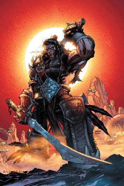 Плакат World of Warcraft_04