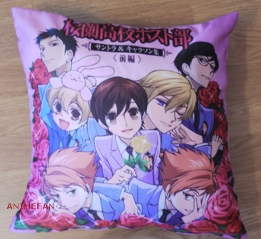 Подушка Ouran High School Host Club