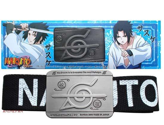 Ремень Naruto Akatsuki_01