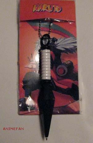 Ручка/брелок Naruto