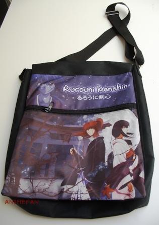 Сумка Rurouni Kenshin_01