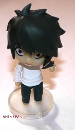 Фигурка Death Note chibi_ L_02