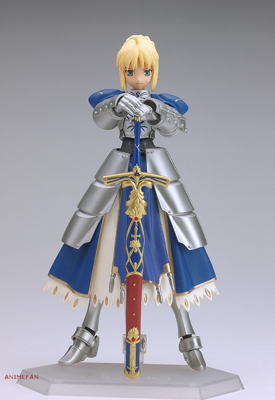 Фигурка Fate/Stay Night - Saber - Figma_01