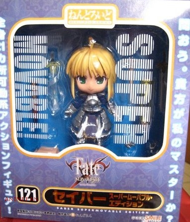 Фигурка Nendoroid Fate Stay Night Saber