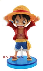 Фигурка One Piece Mini Luffy_01