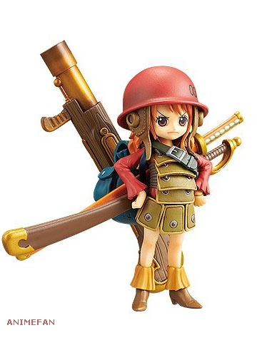 Фигурка One Piece The Grandline Children Film Z Nami