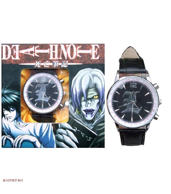 Часы Death Note_12