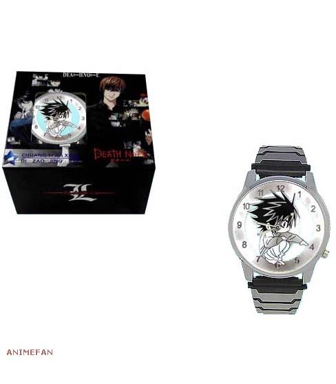 Часы Death Note_16