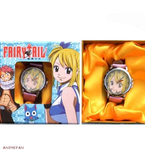 Часы Fairy Tail_01