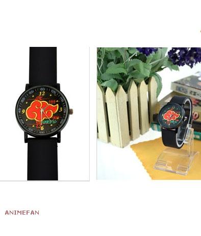 Часы Naruto Akatsuki_02