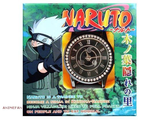 Часы Naruto_08
