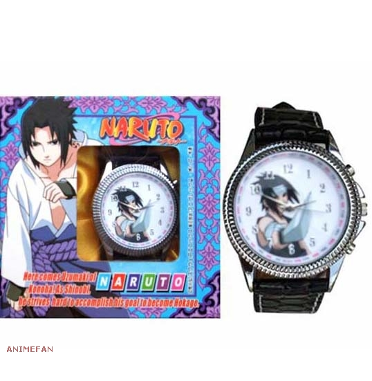 Часы Naruto_10 - Sasuke