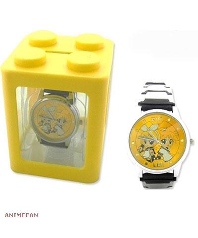 Часы Vocaloid Kagamine Rin & Len_01