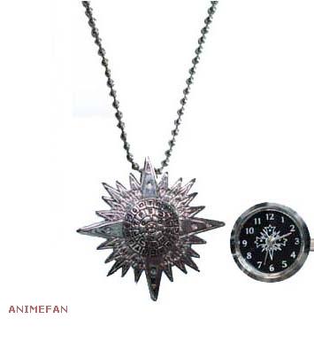 Часы с кулоном D.Grey-man_01