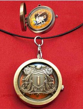 Часы с кулоном Katekyo Hitman Reborn!_01