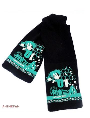 Шарф Vocaloid Hatsune Miku_02