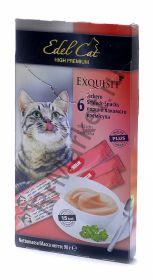 Edel Cat - Эдель Кэт Крем-суп с лососем 90г
