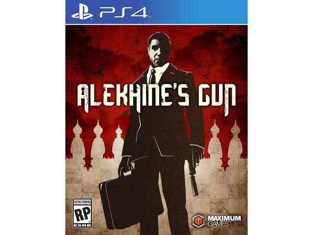 Игра Alekhine's gun (PS4)