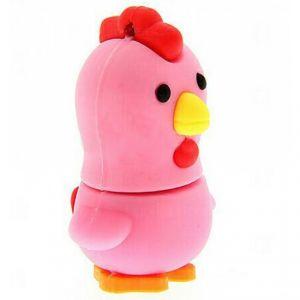 Флешка Цыпленок розовый