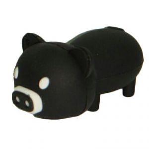 Флешка Свинья черная
