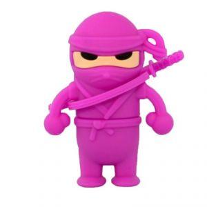 Флешка Ниндзя фиолетовый
