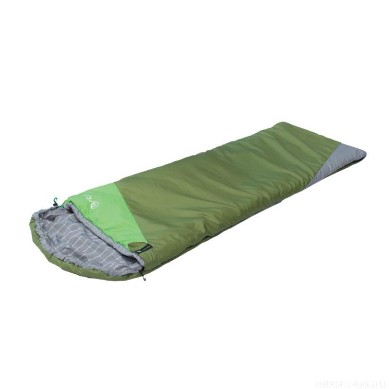 Купить Спальный мешок Prival СТЕПНОЙ КМФ /одеяло с подголовником, размер 220х70, t -2 +15C