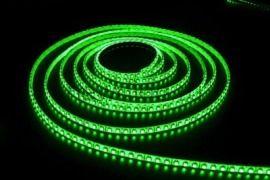 СД лента 9.6Вт SMD3528-120LED 480Lm 12V IP65 (зеленый)