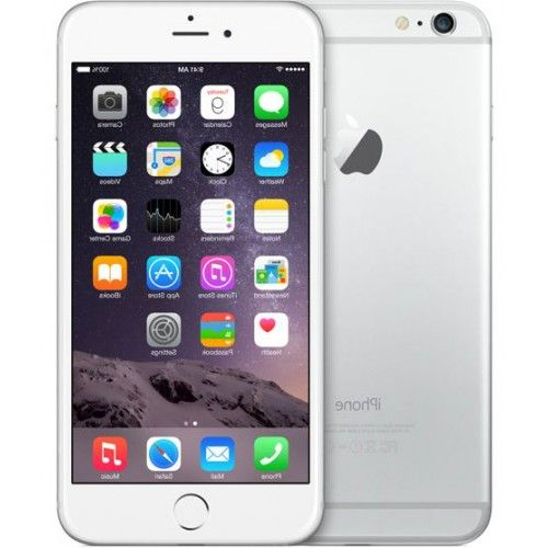 Apple iPhone 6 64GB серебристый