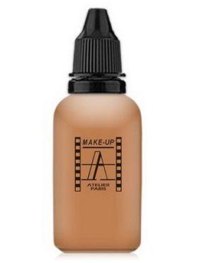 Make-Up Atelier Paris HD Fluid Concealer Apricot AIRA4 Warm apricot Корректор-консилер для аэрографа А4 абрикосовый