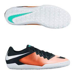 Детские футзалки Nike HyperVenomX Pro IC Junior золотые