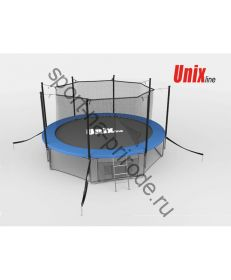 Батут Unix 10 ft intside (blue)