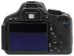 Canon EOS 600D Kit 18-55 DC III