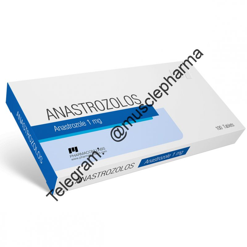 ANASTROZOLOS (PHARMACOM LABS). 20 таб. по 1 мг.