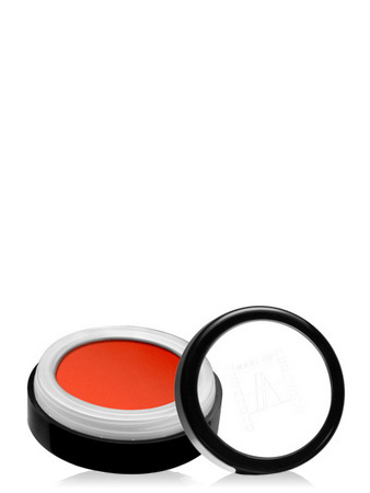 Make-Up Atelier Paris Powder Blush PR47 Mandarine Пудра-тени-румяна прессованные №47 мандарин (мандариновые (сатин), запаска