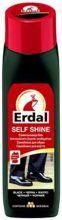 Erdal Самоблеск для обуви чёрный 75 мл/тюбик
