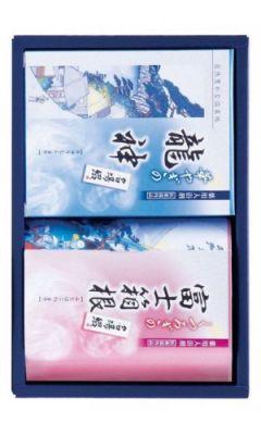 """028304 Соль для ванны """"Горячий источник SHITIFUKUNOYU"""" (аромат сосны, 25g*1)"""