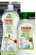 Tri-Bio Натуральная эко-жидкость для мытья посуды 420 мл