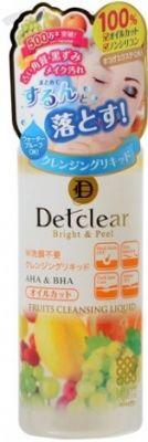 MEISHOKU Жидкость для снятия макияжа с AHA и BHA 170ml