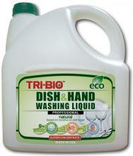 Tri-Bio Натуральная эко-жидкость для мытья посуды 2,84 л