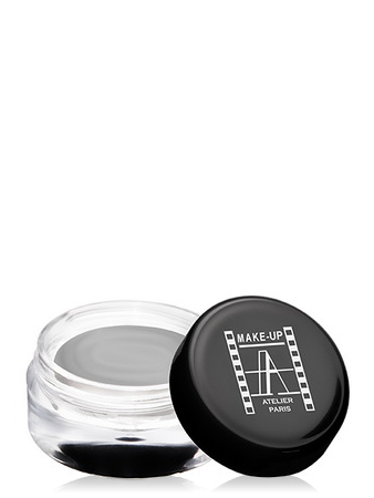 Make-Up Atelier Paris Cream Eyeshadow ESCAR Argent Тени для век кремовые серебряные (серебристый)