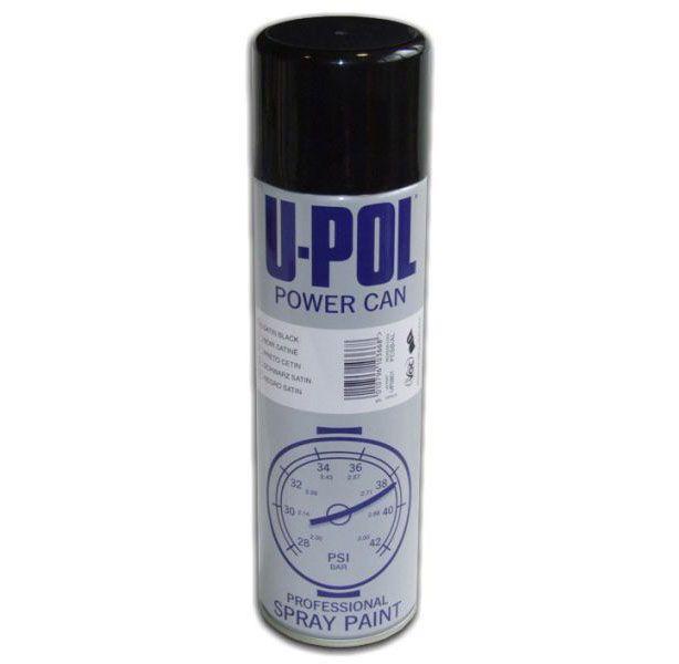 U-Pol Power Can Лак c высоким глянцем, 500мл.