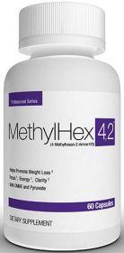SEI Nutrition MethilHex 4,2 (60 капс.) С ГЕРАНЬЮ