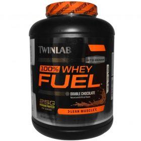 Twinlab 100% Whey Protein Fuel (2268 гр.)