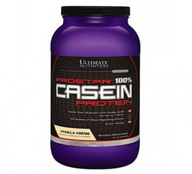 Ultimate Nutrition ProStar 100 % Casein (908 гр.)