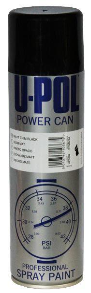 U-Pol Power Can Эмаль матовая, 500мл.