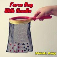 Форс-мешок (сетка) с ручкой