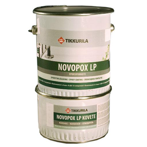 Новопокс ЛП эпоксидное покрытие для бетонных полов