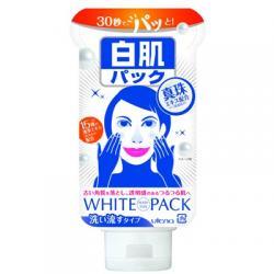 """288317 """"UTENA """"Shirohada"""" Увлажняющая кремовая маска для лица с эффектом выравнивания цвета кожи с э"""