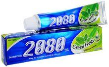 Kerasys Зубная паста Green Fresh зелёный чай 120 г